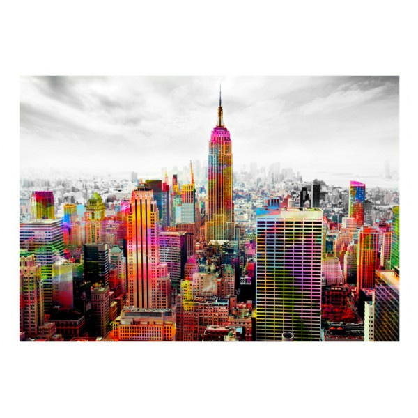 Fototapeta - Colors of New York City II