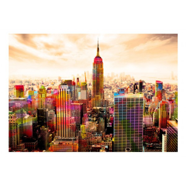Fototapeta - Colors of New York City III