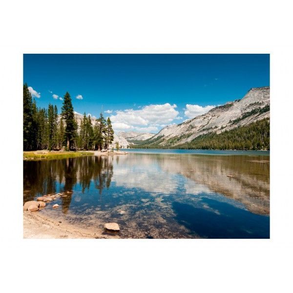 Fototapeta - Tenaya Lake - Yosemite National Park