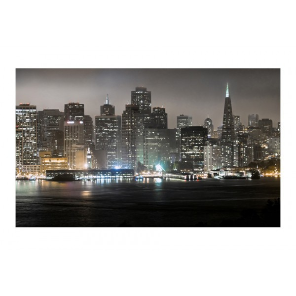 Fototapeta - San Francisco by night