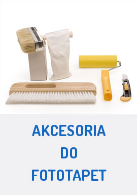 Akcesoria do fototapet
